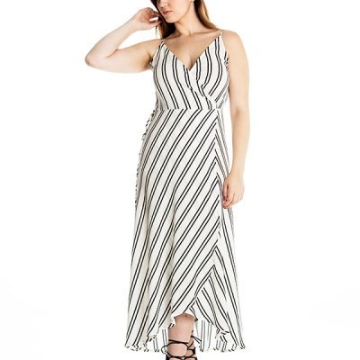 Sail Away Maxi in White