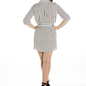 Go Getter Shirt Dress