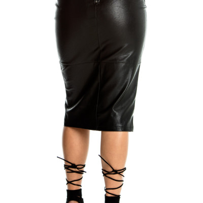 After Midnight Midi Skirt